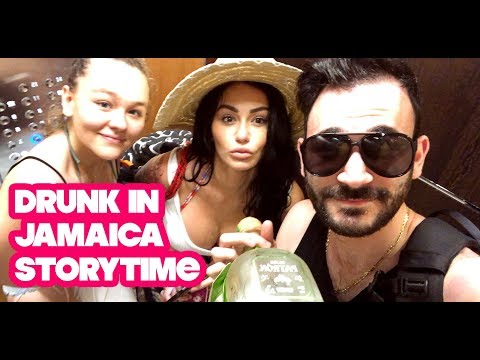 JWOWW Storytime - Getting Drunk in Jamaica
