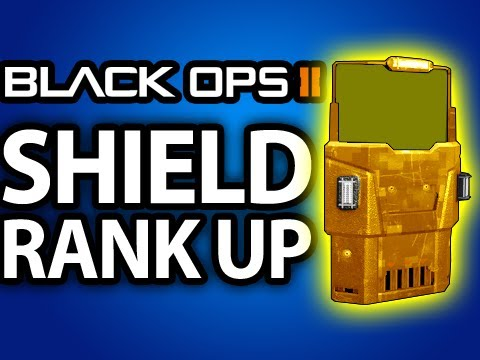 Black Ops 2 Fastest Way to Rank Up Assault Shield BO2 Tips and Tricks