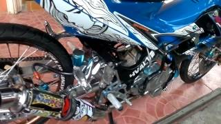 Suzuki Raider 150 Hi-Speed [HD]