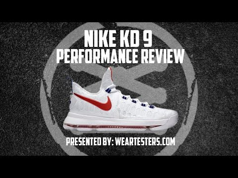 Nike KD 9 Performance Review (In My True Size)