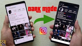 How to enable Dark Mode on instagram - Official Update
