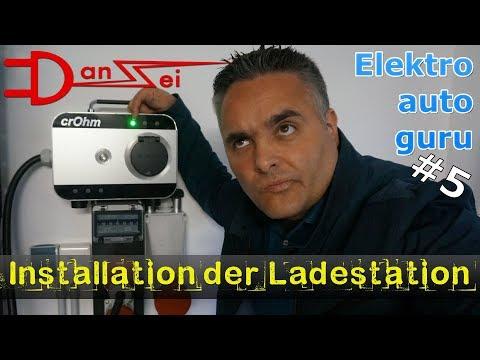 Elektroautoguru #5 - Was ist bei der Installation einer Ladestation zu beachten?