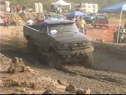 Mud Bog 3 at TALA Mudfest 2008 Weston, WV