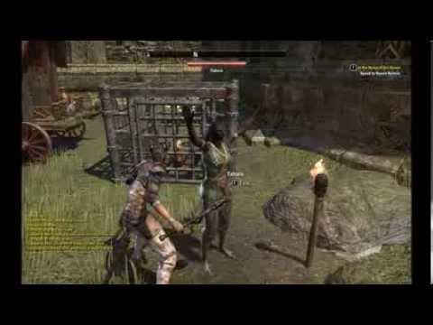 Elder Scrolls Online: Burtle, The Houndbeast of Mistral