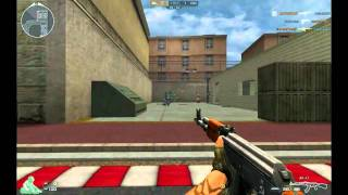 CrossFire Gameplay Video - Free Online FPS Games - PC