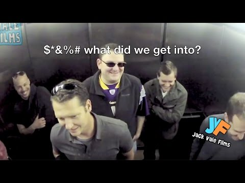 Pedos - Pedos en un ascensor