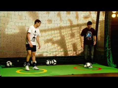 Cesc Fabregas Show | Ball Control Challenge