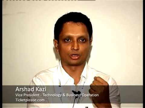 Arshad Kazi, Ticketplease.com speaks on the Managed Hosting Service Provider. outsourcing decision