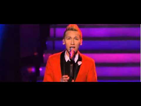 Devin Velez - Tracks of My Tears - Studio Version - American Idol 2013 - Top 8