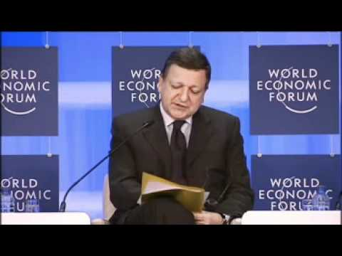 European Commission President José Manuel Barroso: World Economic Forum on Europe 2010