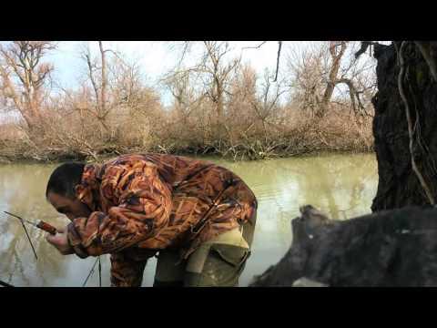 рыбалка в астрахани ерик казачий видео