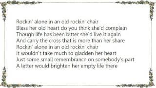 Watch Ferlin Husky Rockin Alone In An Old Rockin Chair video