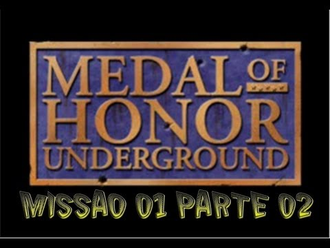 Os Melhores do Playstation #02 Medal of Honor Underground #02