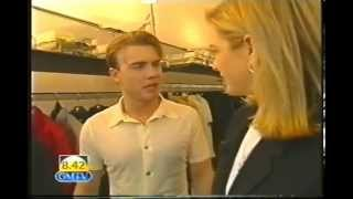 Gary Barlow - Interview on GMTV 1997