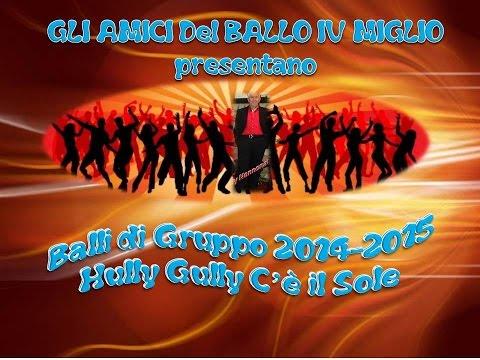 Hully Gully C'è Il Sole coreo By Nonnonat 2014-2015
