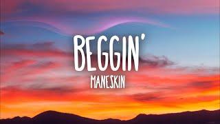 Måneskin - Beggin' (Lyrics/Testo) MP3