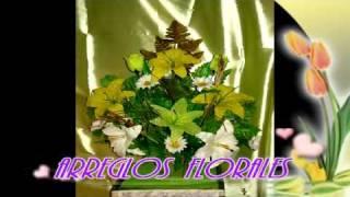 ARREGLOS FLORALES (CON FLOR ARTIFICIAL.)