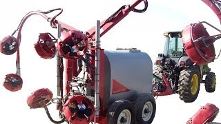 Quantum Mist Vineyard 3 Row Sprayer