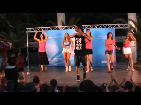 Seo Fernandez free lessons @ 4th Summer Salsa Fest Varna 2015 Photo Image Pic