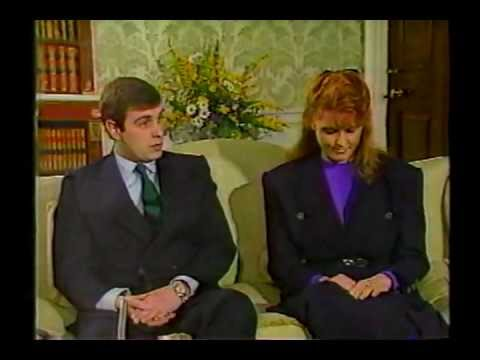 Prince Andrew and Sarah Ferguson profile & interview on 20/20 (1986)