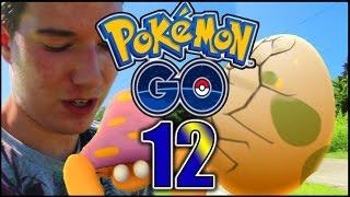 OMG 10 KILOMETER-EI  ! Pokémon GO #12