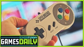 SNES Games Coming To Switch? - Kinda Funny Games Daily 08.13.19