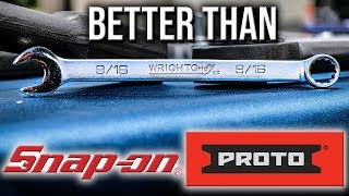MADE IN THE U.S.A. WRENCHES THAT BEAT SNAP-ON AND PROTO!