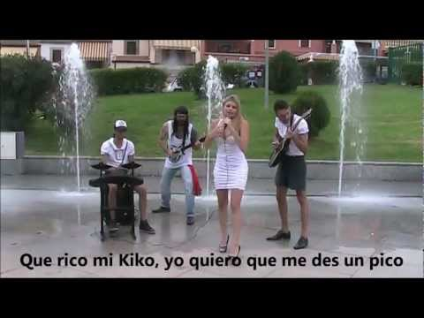 "María Lapiedra: ""Que Rico mi Kiko"" (Canción dedicada a Kiko Hernández)"