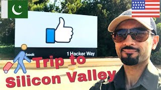 "Pakistani Tourist visits ""Silicon Valley"" California, USA"