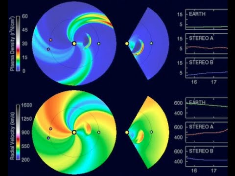 Satellite Down, Earth-Directed CME | S0 News December 18, 2014