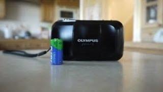 OLYMPUS MJU I Stylus Review
