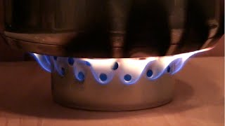 DIY Tuna Can Stove