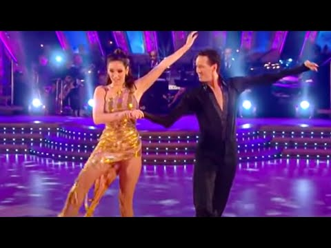 Kelly Brook & Brendan Cole dance the Rumba in this brilliant video from BBC show Strictly Come Dancing.
