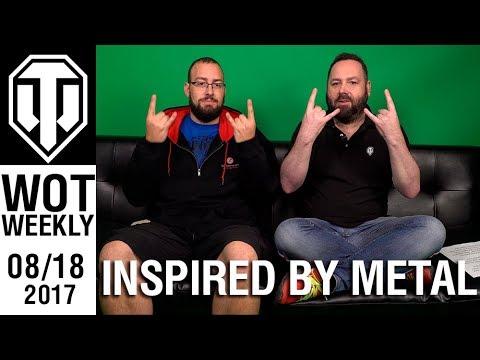 World of Tanks Weekly #25 - MetalHeadMilitia