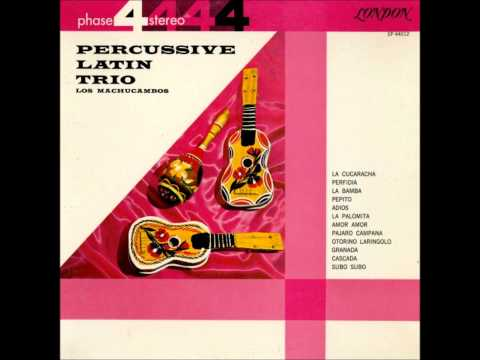 Cover image of song Pepito by Los Machucambos