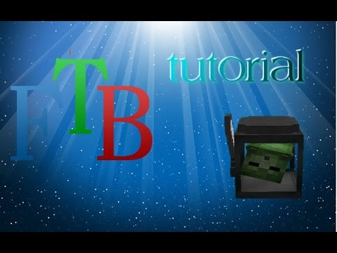 Ftb Tutorials Killer Joe