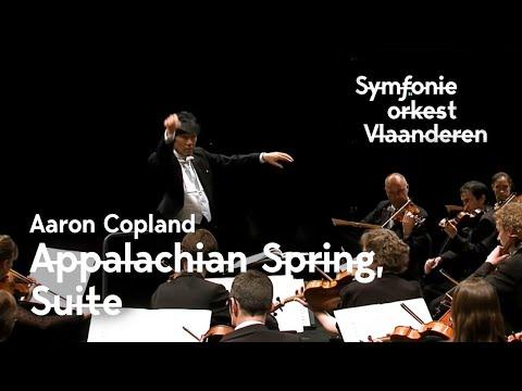 Aaron Copland:Appalachian Spring, Suite