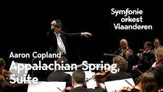 Symfonieorkest Vlaanderen Appalachian Spring Suite Aaron Copland