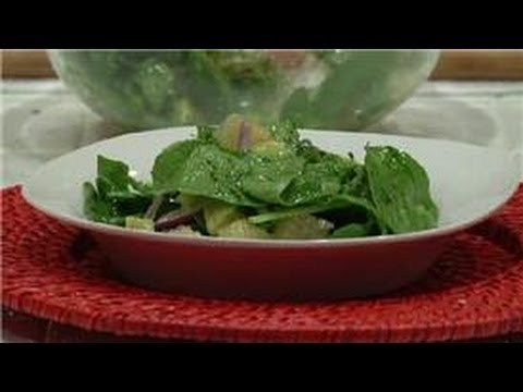 From Garden to Table : Grapefruit, Avocado & Spinach Salad
