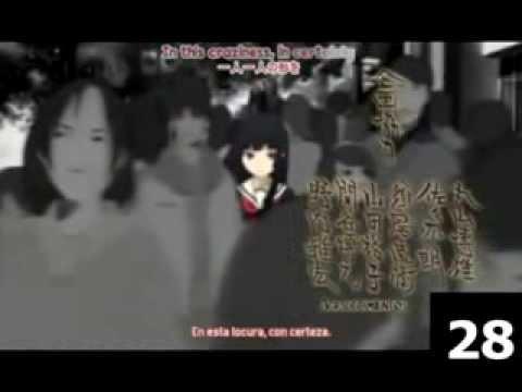 Top 100 Mejores Openings de Anime (version 1) - AMV