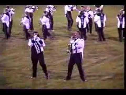 Edison High School Marching Band - Paradise City
