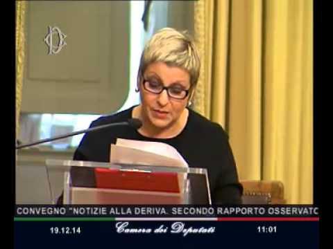 Roma - Notizie alla deriva – Secondo Rapporto Osservatorio Carta di Roma (19.12.14)