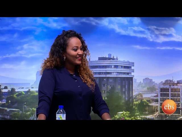 Sunday with EBS: Entewawekalen Wey TV Show Hosted By Hanna Yohannes