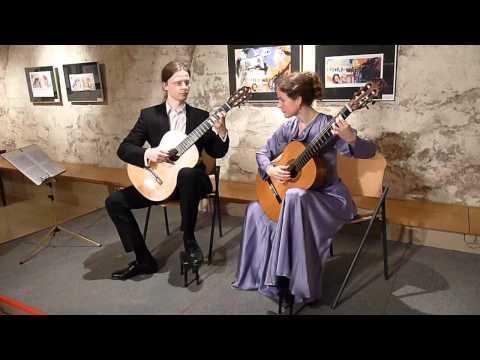 JS Bach: Englische Suite No 3: Sarabande&Gavotte