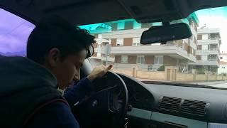 Araba Kaçırma ~11 / BMW ile gazlama ve drift