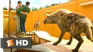 Kung Fu Yoga (2017) - The Hyena Pit Scene (7/10) | Movieclips