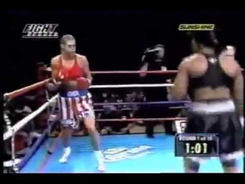KO tremendo, Boxeo Femenino