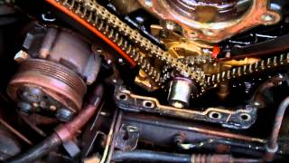 Ford 5.4 Timing Chain Replacement