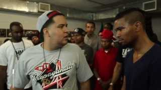 AHAT rap battle | Scheme vs Emerson Kennedy | Las Vegas vs Utah
