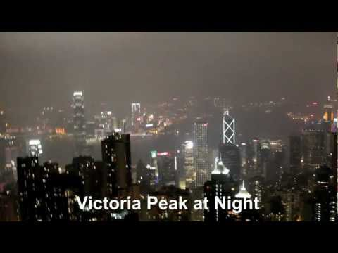 Hong Kong : Victoria Peak, Ocean Park, and Nan Lian Temple Garden